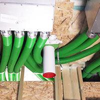 rekuperacie vzduchotechnika rodinny dom
