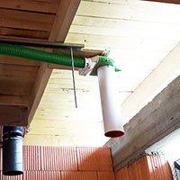 rekuperacie vzduchotechnika rodinny dom lomnica